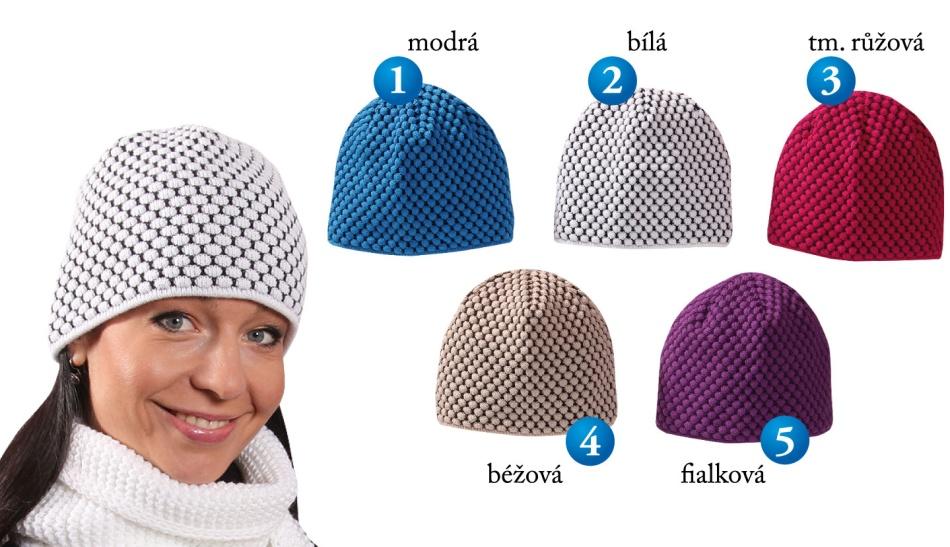 6f7755d6f46 Dámské pletené čepice