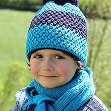 63e28b0b23b Dětská pletená čepice