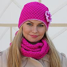 Pletená dámská čepice, PLETEX s.r.o.