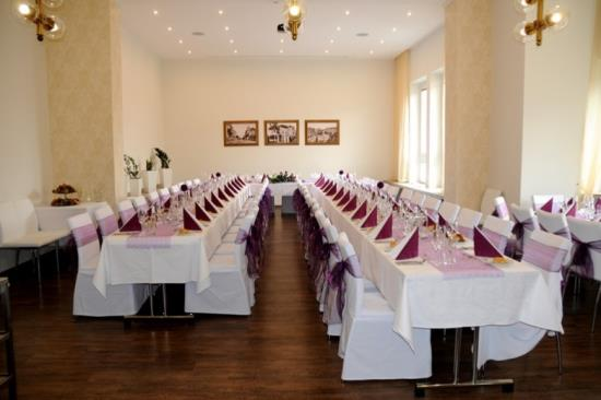 Restaurace Vesna, pořádání soukromých oslav a hostin