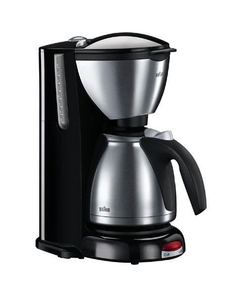 Kávovar Braun Impression KF 600