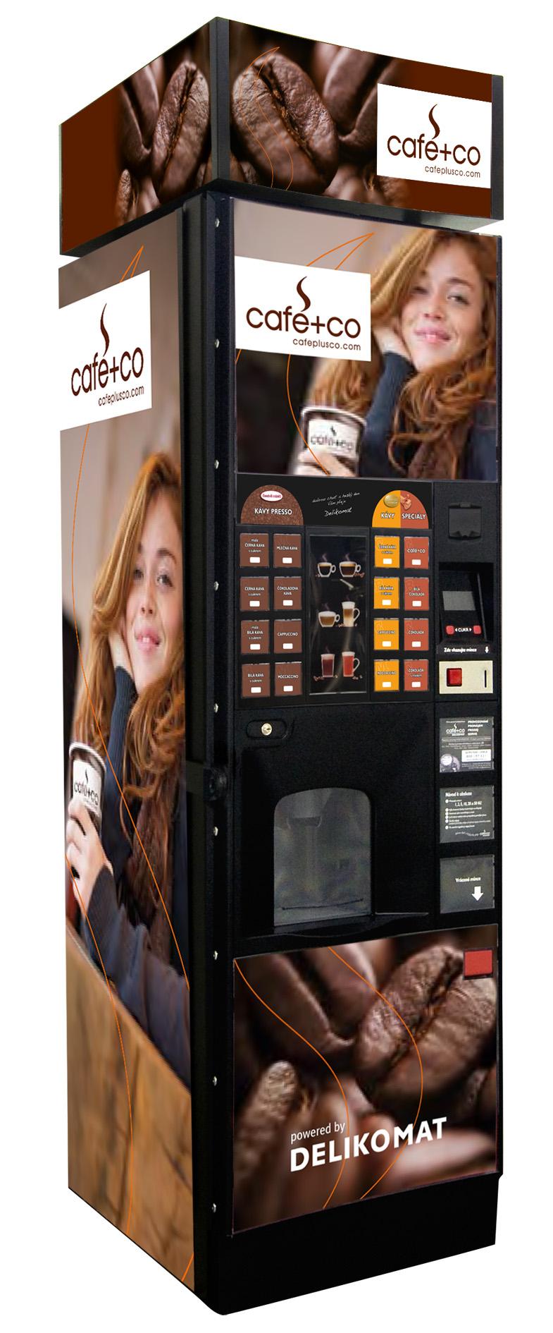 Delikomat nápojový automat X1E5.jpg