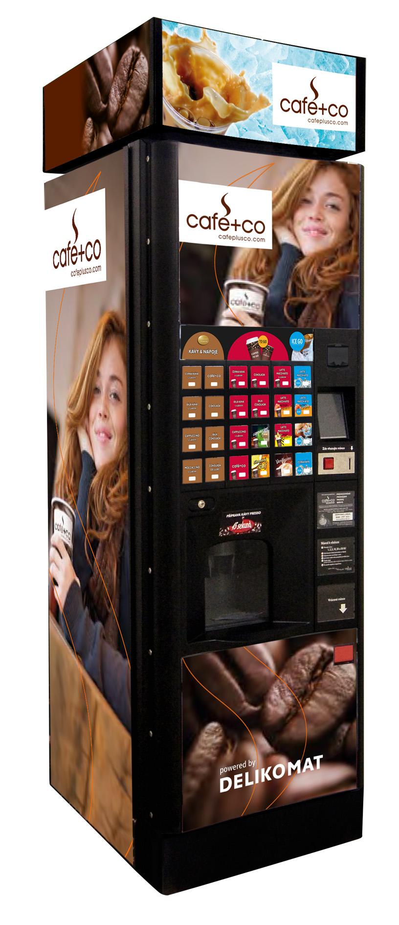 Delikomat nápojový automat X2BB.jpg