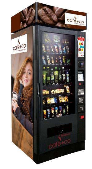 Delikomat svačinový automat Damian Xsnack