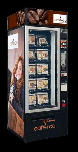 Potravinový automat Damian FOOD - DELIKOMAT s.r.o.