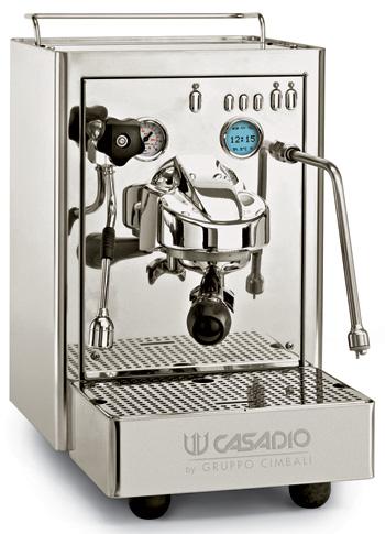 Poloprofesionální kompaktní kávovar Dafne
