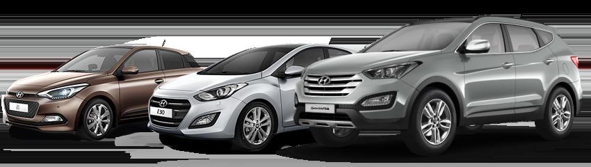 Široká nabídka skladových vozů Hyundai