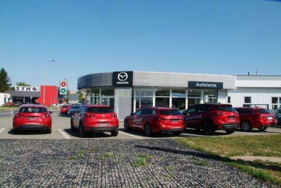 Autosalon Mazda - Autolaros Speed