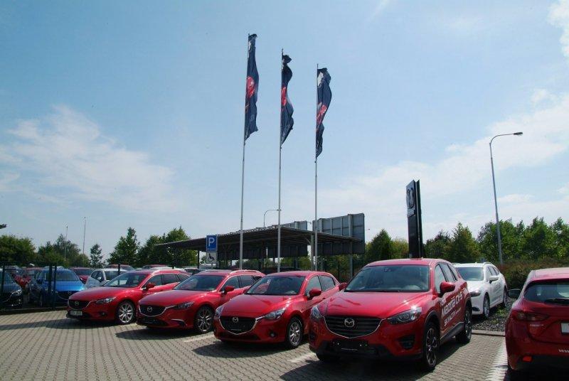 Široká nabídka skladových vozů Mazda