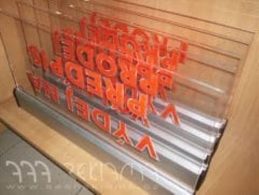 Nasvětlovací boxy, světelná firemní reklama
