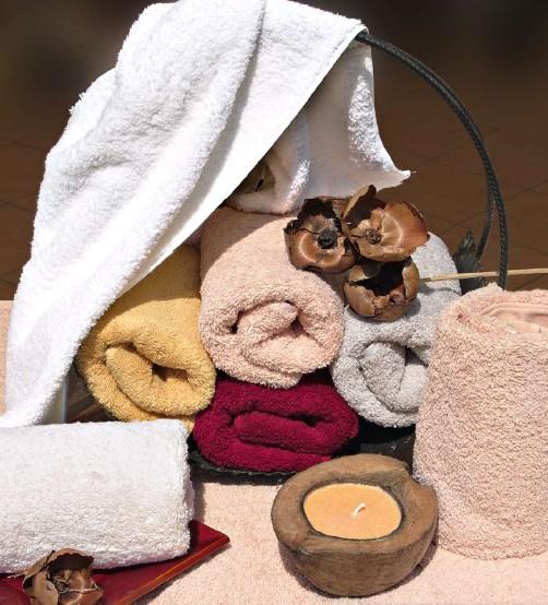 Ručníky a osušky od firmy FRANC budou ozdobou Vaší koupelny