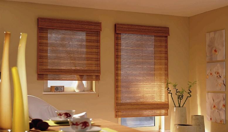 Rolety a žaluzie pro Vaše okna