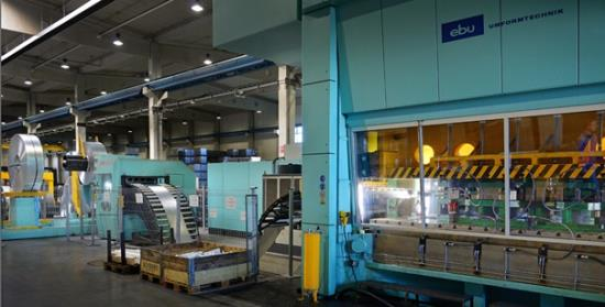 Kovona System, velkosériová zakázková kovovýroba