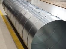 Vzduchotechnické potrubí, GIOMETAL, s.r.o.