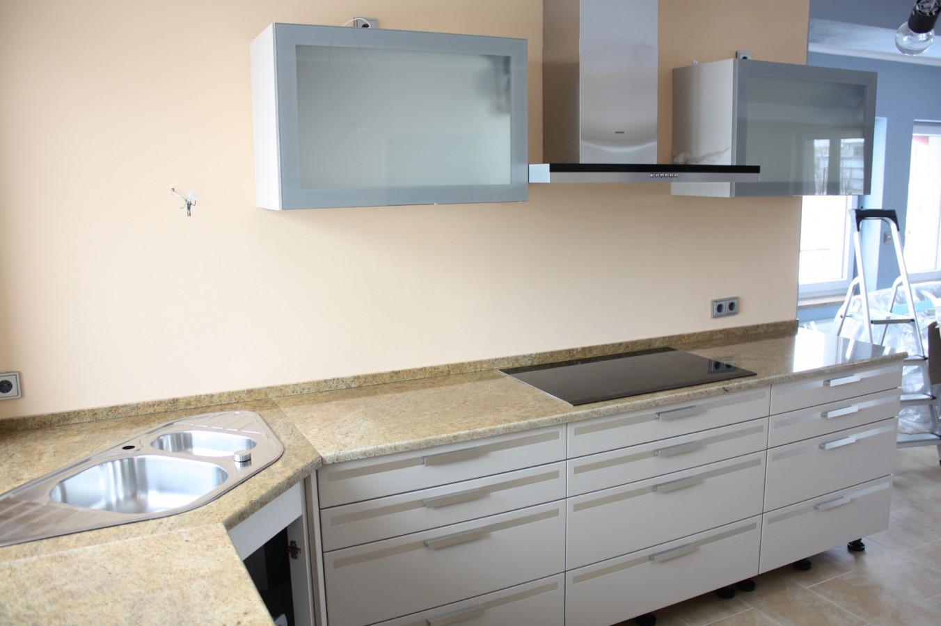 Jedinečný vzhled Vaší kuchyni dodají kuchyňské desky od Kamenosochařství Benešovský Antonín, okres Znojmo