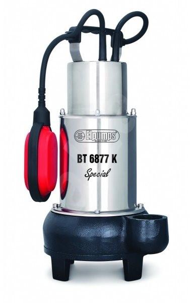 Revize čerpadel, elekrického nářadí, elektromotorů, ELMOT