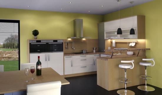 Kuchyňský nábytek na míru, Nábytek Pohodlí Humpolec