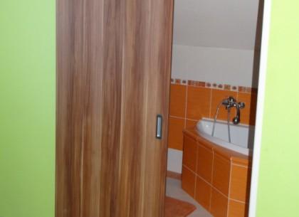 Dveře z Truhlářství Radim Sladký, Ivančice