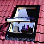 Plastové střešní okno ROTO, IVAPLAST s.r.o., Brno venkov