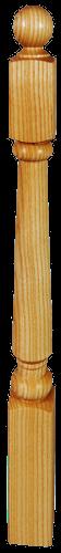 Dřevěné sloupky, DIKADESIGN s.r.o. Znojmo