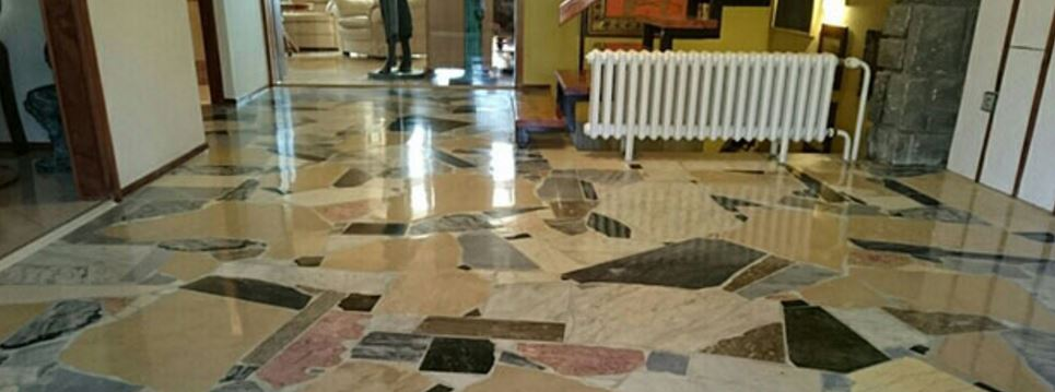 Společnost Dema-servis Vám zajistí spolehlivou péči o Vaši podlahu