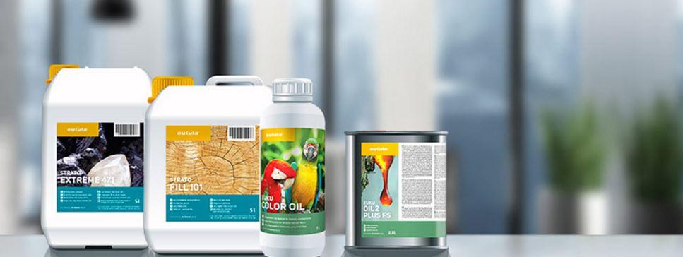 Společnost Dema-servis využívá produktovou řadu Ekula pro péči o korkovou podlahu a parkety