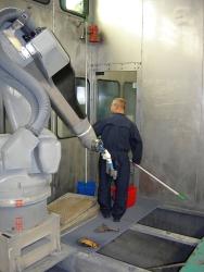 Čištění strojních zařízení, A-ROYAL Service s.r.o., Beroun