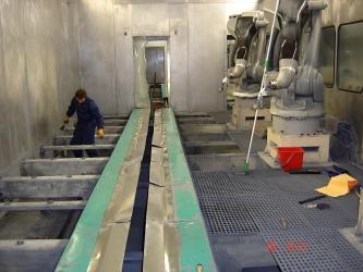 Úklid průmyslových provozů, A-ROYAL Service s.r.o., Beroun