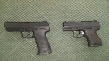 Pistole zn. Beretta a H+K, Prodejna ROYAL HUNT v Berouně