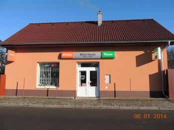 Prodej a servis motorových pil značky STIHL v Ivančicích u Brna