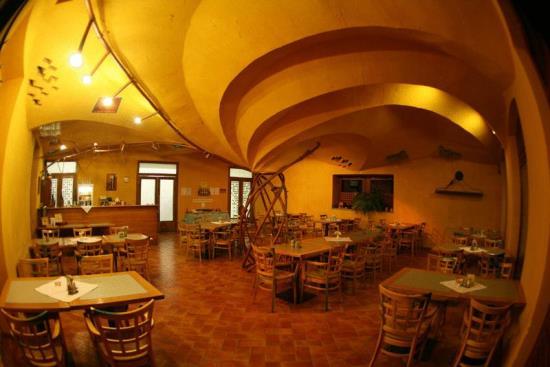 Stylová restaurace Lihovar, Hotel Antoň, Telč, Vysočina