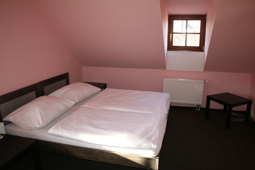 Ubytování pro imobilní hosty v Hotelu Antoň, Telč, Vysočina