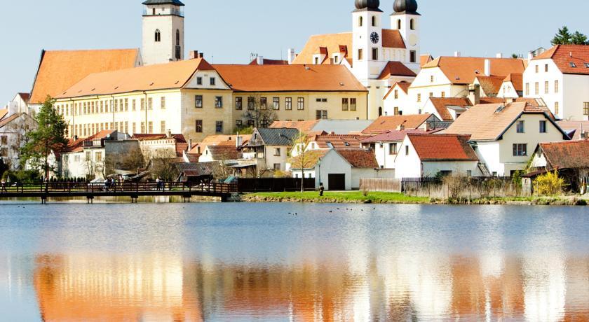 Renesanční město Telč, pamětihodnosti, ubytování, stravování, výlety do okolí