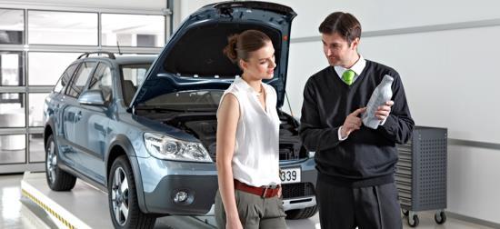 Kompletní nabídka servisních služeb u autorizovaného servisního partnera Škoda - AUTONOVA BRNO