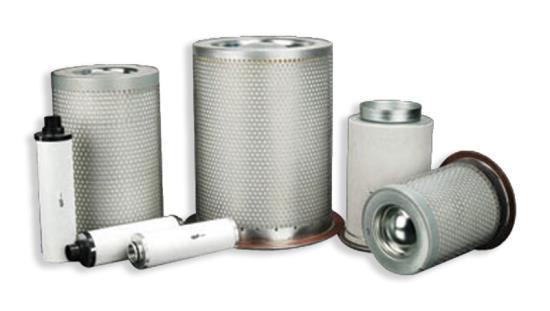 Odlučovače oleje ze vzduchu a vody od C-FILTER FILTRY, s.r.o.