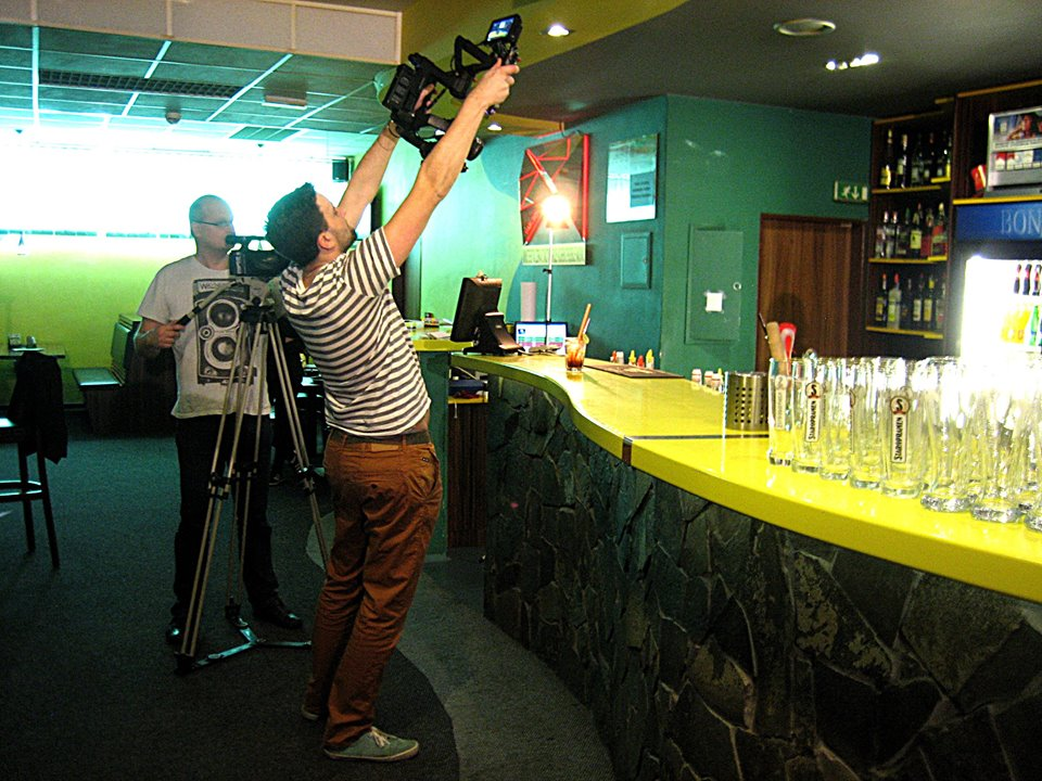Návrh, natočení a zpracování videa na klíč dle zadání a potřeb zákazníka