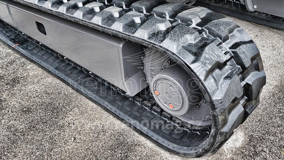 Gumové pásy RENOMAG, ITR, BRIDGESTONE