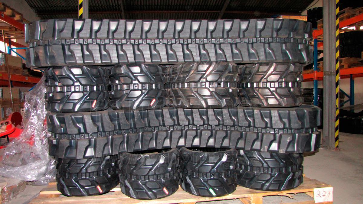 Gumový pás Bridgestone nabízí společnost RENOMAG z Brněnska