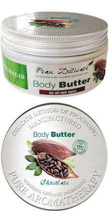 Jedinečná tělová másla pro vláčnou a jemnou pokožku