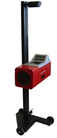 Elektronický regloskop Tecnotest pro seřízení světlometů