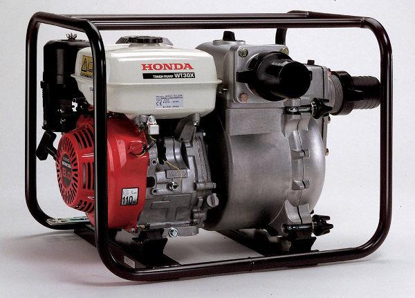 Kalové čerpadlo Honda a další technika v sortimentu obchodu Gardentech