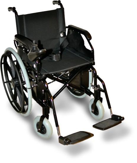 Elektrický invalidní vozík SELVO v nabídce firmy Gardentech