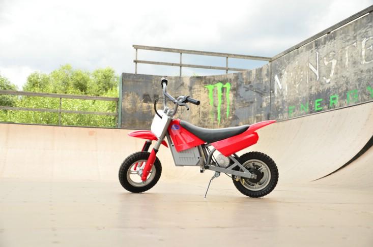 SELVO zábavná elektrická motorka pro děti