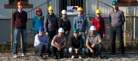 O kvalitně provedenou práci se stará náš profesionální tým zaměstanců