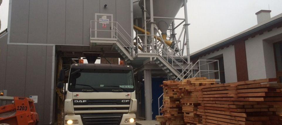 Výroba certifikovaného betonu