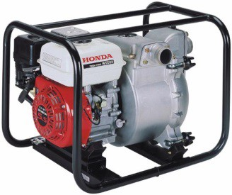 Elektrocentrály a čerpadla značky Honda