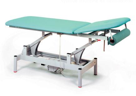 Vyšetřovací a výškově stavitelná lůžka, lehátka do nemocnic a ordinací