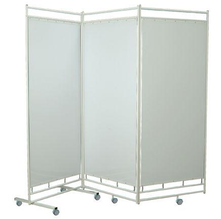 Neprůhledné zástěny a další doplňkový nábytek pro zdravotnictví