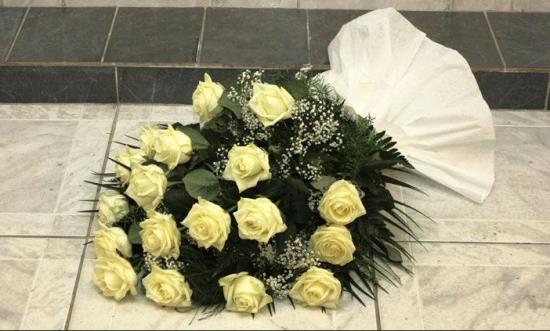 Široký výběr květin a věnců z Pohřebního ústavu Auriga