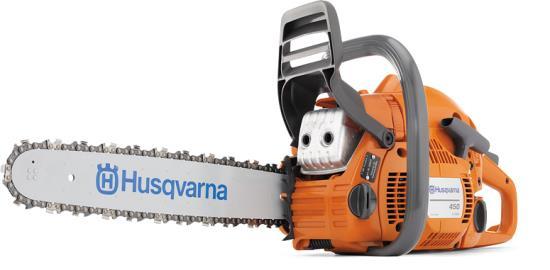 Husqvarna motorové pily se špičkovým výkonem pro práci v lese i na zahradě